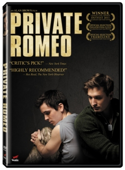 Sean Stars in PRIVATE ROMEO, Top Seller on Amazon, Now Available Worldwide on Netflix, iTunes
