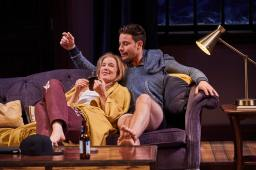 """Irresistible"" ""Sean Hudock was made to play Ethan"" in 'SEX WITH STRANGERS,' ""perfection personified"" at Cleveland Play House"